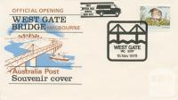 Offical Opening West Gate Bridge, Melbourne, 1978