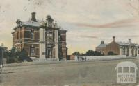 Queenscliffe Post Office and Free Library, 1905