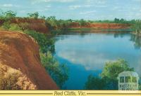 The Murray River at Red Cliffs