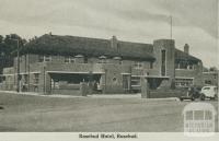 Rosebud Hotel, Rosebud, 1942