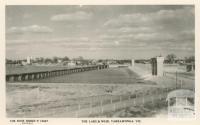 The Lake and Weir, Yarrawonga