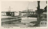 View Showing Bridge, Yarrawonga
