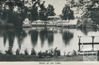 Baths at the Lake, Bendigo