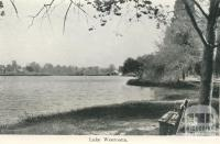 Lake Weeroona, Bendigo