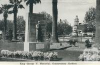 King George V Memorial Conservatory Gardens, Bendigo