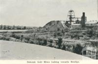 Deborah Gold Mines looking towards Bendigo