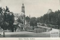 Queens Victoria Gardens, Bendigo