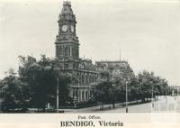 Post Office, Bendigo