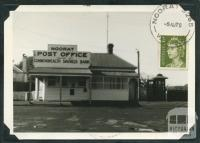Noorat Post Office, 1970