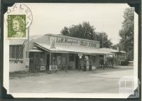 Oxley Store and Post Office, 1969
