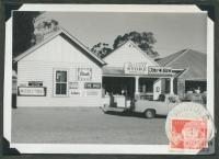 Arnold Post Office and General Store, 1969