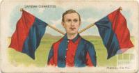 Melbourne Football Club, Capstan Cigarettes Card