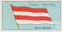 South Bendigo Football Club, Capstan Cigarettes Card