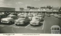 Central car park, Frankston
