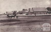 Churches at Quambatook