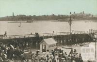 Queenscliff from the Pier