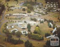 Aerial view of Rawson, 1987