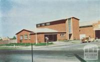 Post Office, Robinvale, 1966
