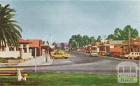 Perrin Street, Robinvale, 1966