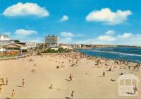 St Kilda Beach, 1975