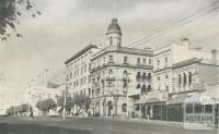 The George & The Majestic, Fitzroy Street, St Kilda
