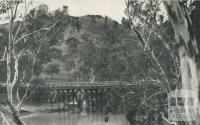 Trawool Bridge, Goulburn River, Seymour