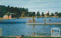 Raymond West Swimming Pool, Shepparton