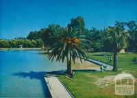 Lake Victoria at the Raymond West Swimming Pool, Shepparton
