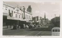 Toorak Road, South Yarra, 1950