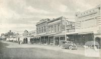 Main Street, looking north-east, Stawell, 1935