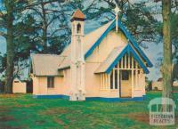 Christ Church, Tarraville, 1995