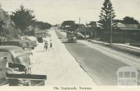 The Esplanade, Torquay