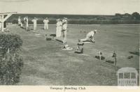 Torquay Bowling Club