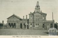 Post Office and Courthouse, Traralgon