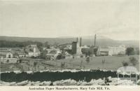 Australian Paper Manufacturers, Maryvale Mill