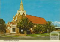 St Andrew's Presbyterian Church, Traralgon, 1984