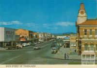 Main Street of Traralgon