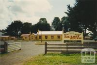 Historic Trentham Railway Station, 2003