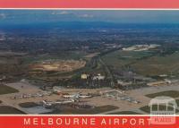 Melbourne Airport, 1995