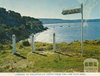 Looking to Walkerville North from the Lime Kiln Area, 1978