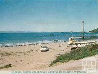The Beach, North Walkerville, Looking to Wilson's Promontory, 1978
