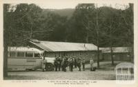 A View Near the Mess Hall, Bennett's Camp, Wandiligong