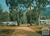 The Entrance to Bennett's Camp, Wandiligong