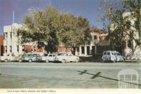 Law Court, Police Station and Public Offices, Wangaratta