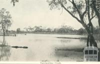 Yarriambiac Creek, Warracknabeal, 1925