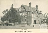 Post Office, Warracknabeal, 1925