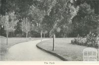 The Park, Warragul