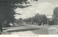 Victoria Street, Warragul