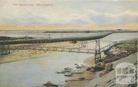 The Breakwater, Warrnambool, 1909