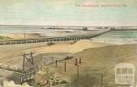 The Breakwater, Warrnambool, 1906